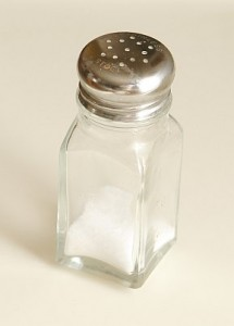 The lowest prevalence of iodine deficiency occurs in America due to consumption of iodized salt.