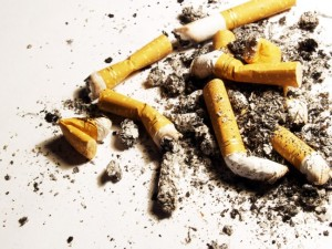 Smoking is a risk factor for many conditions