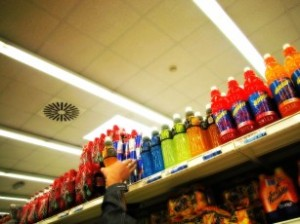 Energy drinks may be consumed occasionally - don't make drinking them your habit.